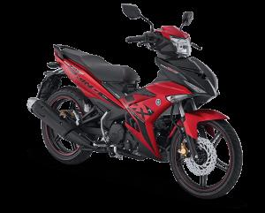 2017 Yamaha MX King 150 Merah