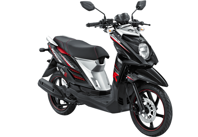 contoh Yamaha X Ride Special Edition Adventure