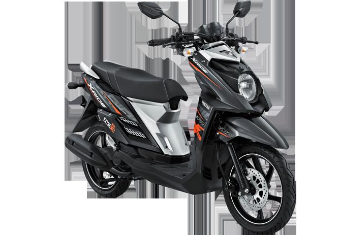 Yamaha X Ride Se Hitam  paling bagus