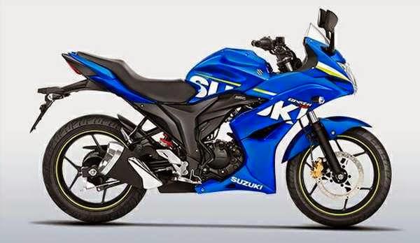 Suzuki Gixxer SF 150cc special motogp edition