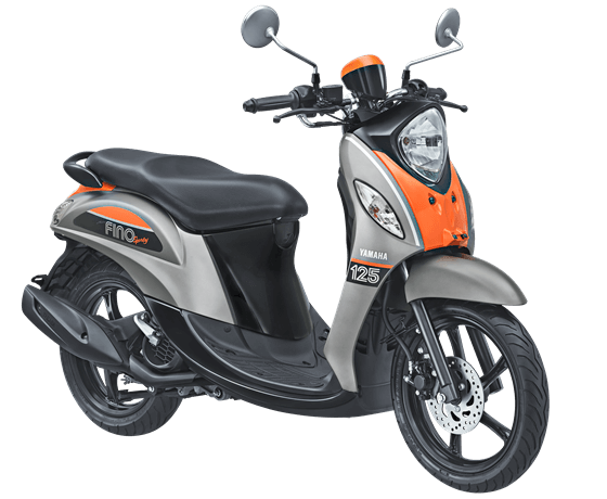 Yamaha Fino Sporty Pump Grey 2017 2018
