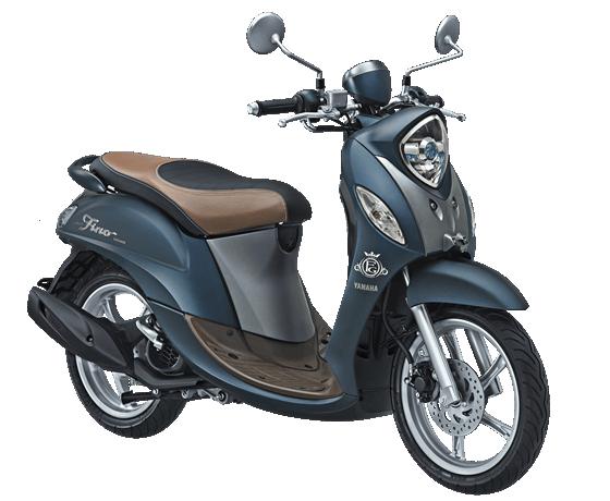 Warna Yamaha Fino