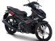 pilihan warna striping yamaha mx king 150 drift black (hitam)