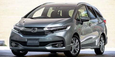 Foto Honda Jazz Shuttle