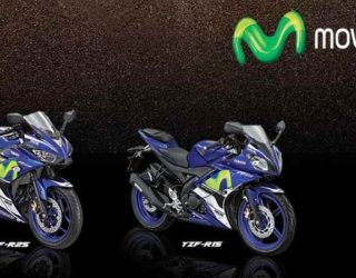 Harga yamaha R25 dan R15 Special MotoGP Edition 2015
