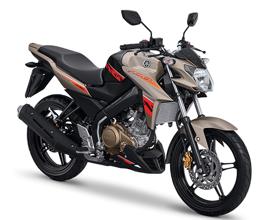 Yamaha New Vixion Advance 2016-2017 Gold Emas