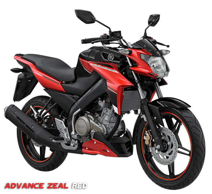 new vixion advance Zeal Red