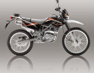 Harga dan Spesifikasi Kawasaki KLX 150L