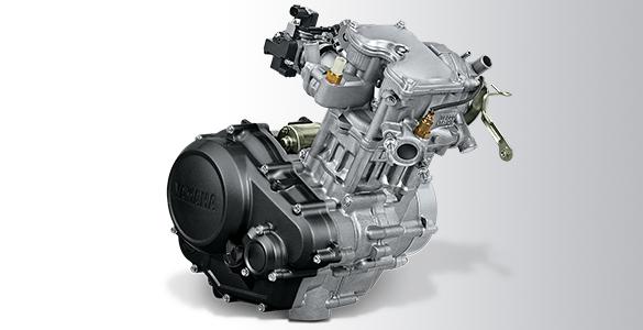 LIQUID COOLED ENGINE R15 V2