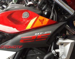 MT-03 Saudara Baru Yamaha MT-25 Akan Lahir