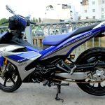 Modifikasi yamaha mx king 150 Mono Arm Honda NSR, Sok Depan USD, Monoshock Ohlins 3