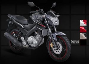 Yamaha New Vixion Lightning 2012 Hitam