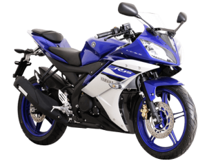 Yamaha r15 2016-2017 Biru