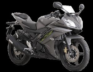 Yamaha r15 2016-2017 Grey abu-abu