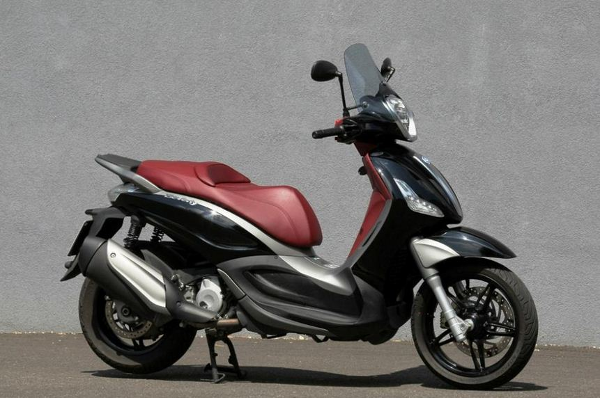 Beverly Sport Touring 350cc