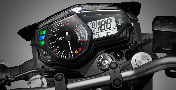 Dashboard yamaha MT 25