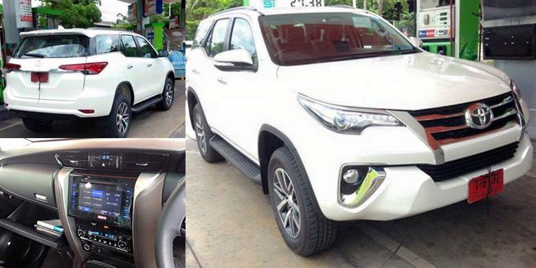 Design Toyota All New Fortuner