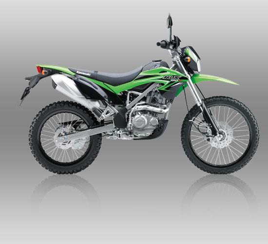 Kawasaki KLX 150 L atau KLX 150 BF 2015