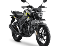 2017 Honda All New CB150R Hitam strip kuning