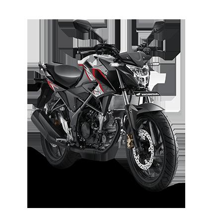 2017 Honda All New CB150R Hitam