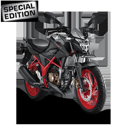 2017 Honda All New CB150R Special Edition Hitam