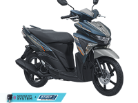 2017 Yamaha All New SOul GT AKS SSS Biru