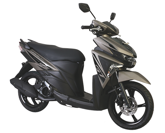 2017 Yamaha All New SOul GT Non AKS SSS Emas