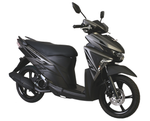 2017 Yamaha All New SOul GT Non AKS SSS Hitam