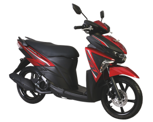 2017 Yamaha All New SOul GT Non AKS SSS Merah