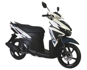 2017 Yamaha All New SOul GT Non AKS SSS Putih