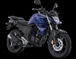 2017 Yamaha Byson FI Biru