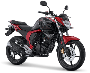 2017 Yamaha Byson FI Hitam