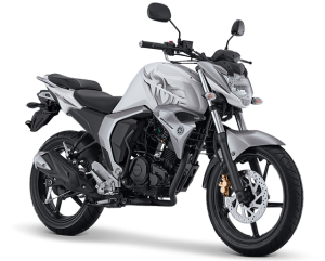 2017 Yamaha Byson FI Silver
