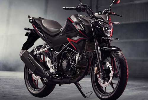 All New CB150R Terbaru