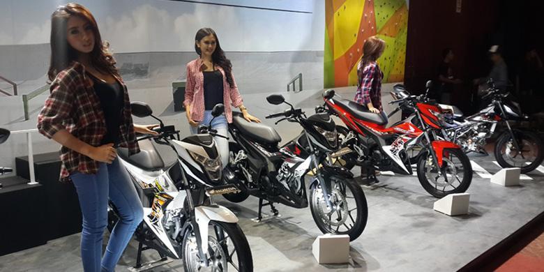 All New Honda Sonic 150R Launching