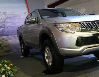 All New Mitsubishi Strada Triton