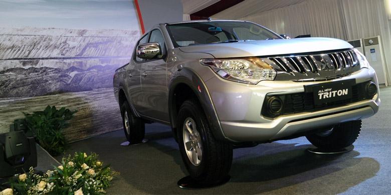 All New Mitsubishi Strada Triton