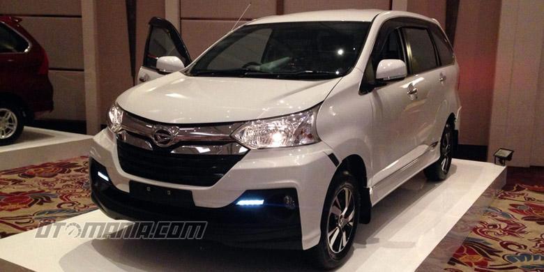 Daihatsu Great New Xenia 2015