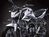 Foto Penampakan All New Honda CB150R