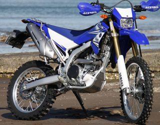 Foto Yamaha WR250R
