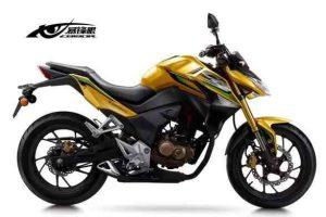 Honda CB190R dan CBF190R 3