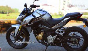 Honda CB190R dan CBF190R