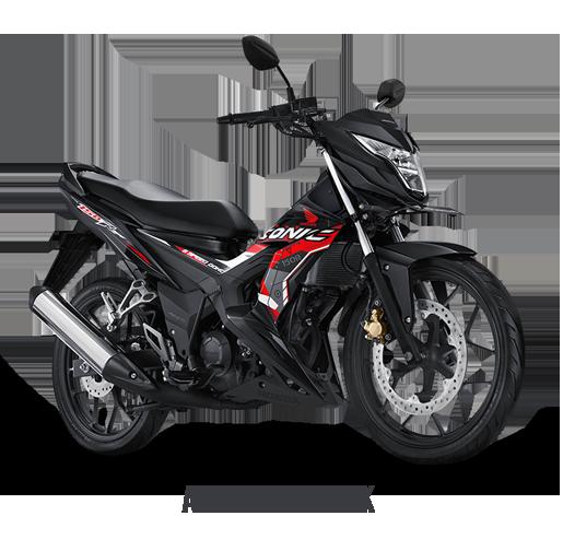 Honda Sonic 150 Honda Activo Black 2017 2018