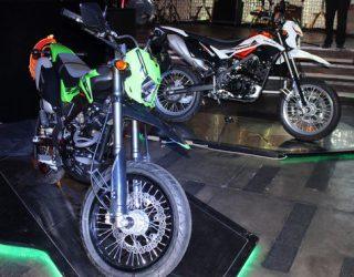 Kawasaki D-tracker Facelift Terbaru 2015