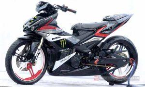 Modif Yamaha MX King Tech-3