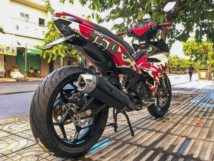 8 Kumpulan Konsep Modifikasi Yamaha MX King 150 Terbaru