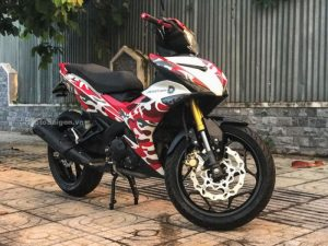 7 Kumpulan Konsep Modifikasi Yamaha MX King 150 Terbaru
