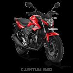 Pilihan Warna Honda All New CB150R merah