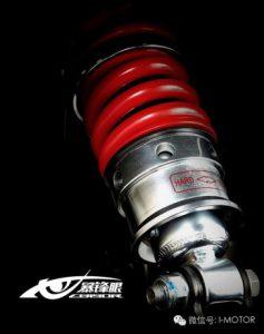 Shockbreaker belakang CB190R dan CBF190R