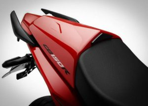 Single seat cover honda all new cb150r
